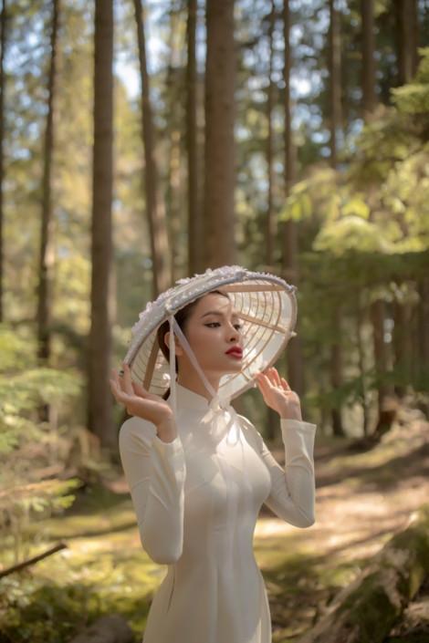 Chán khoe thân, Phương Trinh Jolie bỗng dưng kín đáo