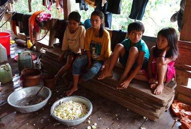 Nha phao chong lu cua nguoi dan Tan Hoa