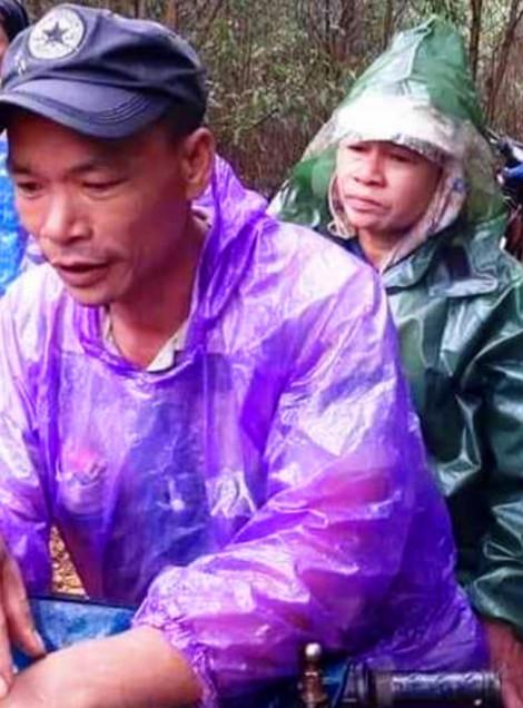 Vào rừng tìm nấm, một phụ nữ bị lạc 3 ngày
