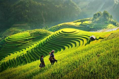 """Cận cảnh khách sạn được CNN ca ngợi là """"điểm nhấn nổi bật tại miền núi phía Bắc Việt Nam"""""""