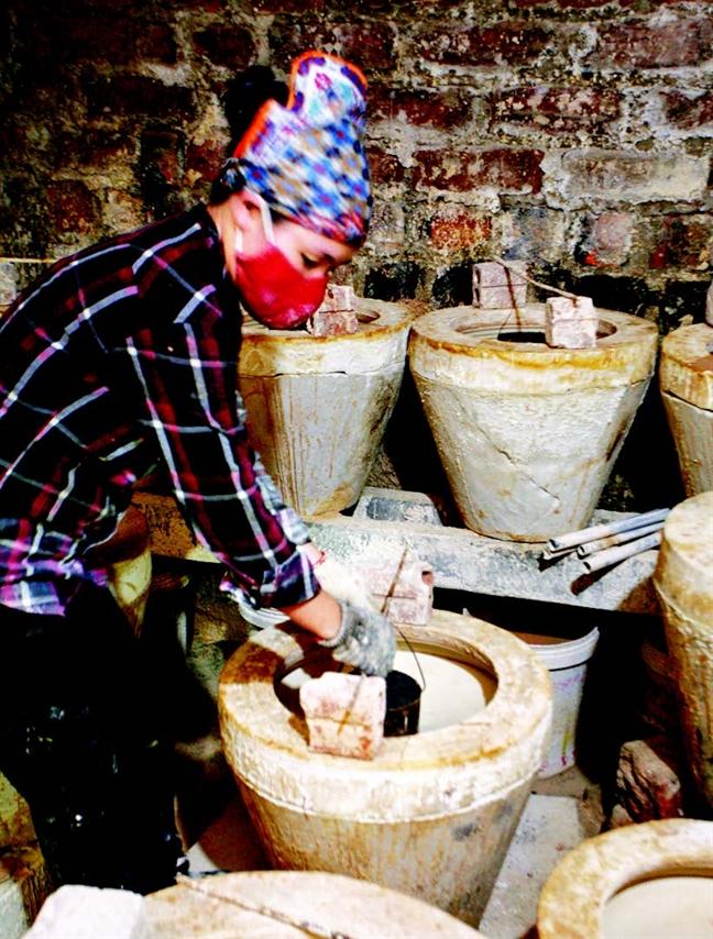Chuyen ve ong tien si nguoi Nhat trong nghia trang lang gom co