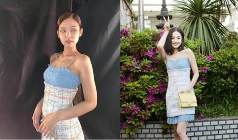 BlackPink và mỹ nhân Hoa ngữ 'bất phân thắng bại' trong cuộc đua váy áo