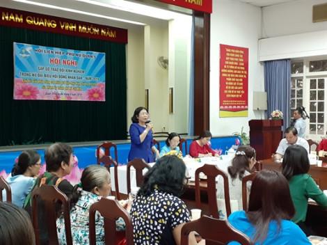 Nữ Hội đồng nhân dân quận 5 bàn giải pháp chống rác thải nhựa
