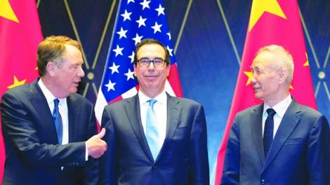 Trung Quốc và Mỹ nối lại đàm phán thương mại vào tháng mười