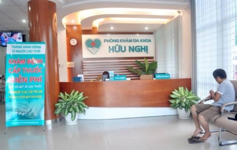 Sẽ tước giấy phép hoạt động Phòng khám Đa khoa Hữu Nghị do 'vẽ bệnh'