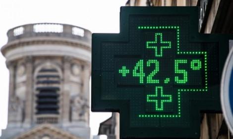 Hơn 1.500 người Pháp tử vong vì nắng nóng kỷ lục trong ba tháng mùa hè