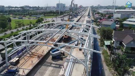 UBND TP.HCM xin lùi thời gian khai thác tuyến metro số 1 thêm 2 năm