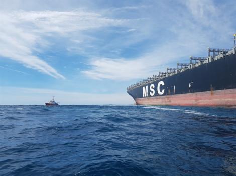Cứu sống thuyền viên nước ngoài bị tai biến trên vùng biển Hoàng Sa