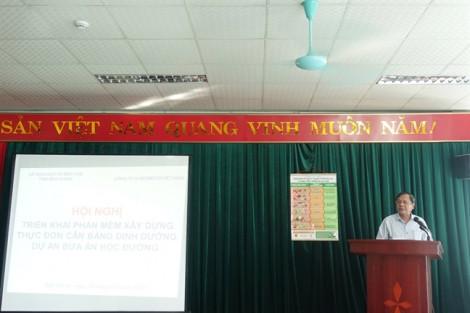 37 trường tiểu học tại Bắc Giang ứng dụng phần mềm trong công tác bán trú