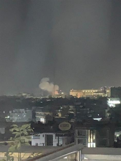 Đại sứ quán Mỹ ở Kabul trúng tên lửa trong ngày tưởng niệm 11/9