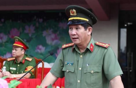 Cách chức Giám đốc Công an Đồng Nai của đại tá Huỳnh Tiến Mạnh