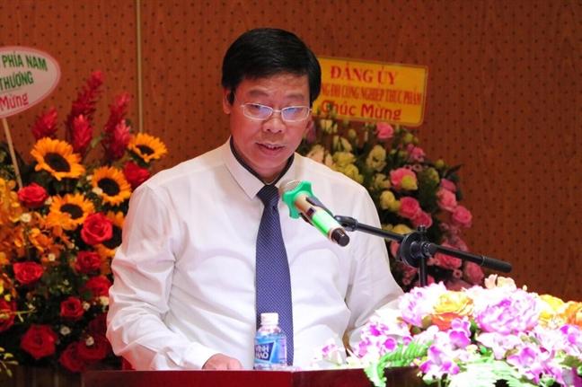 Truong DH Cong nghiep Thuc pham TP.HCM co hieu truong sau 3 nam khuyet