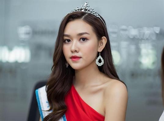 Than hinh 'mac gi cung dep' của dại diẹn Viẹt Nam tại Hoa hau Quoc te 2019