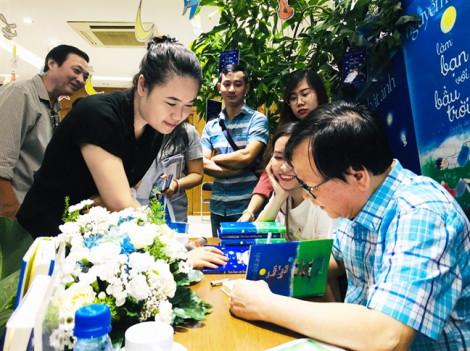 Nhà văn Nguyễn Nhật Ánh quyết... 'Làm bạn với bầu trời'