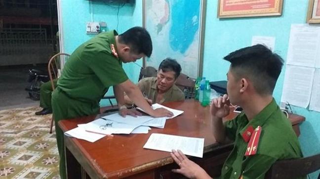 Anh trai truy sat ca nha em gai o Thai Nguyen la do mon no 3,6 ty dong