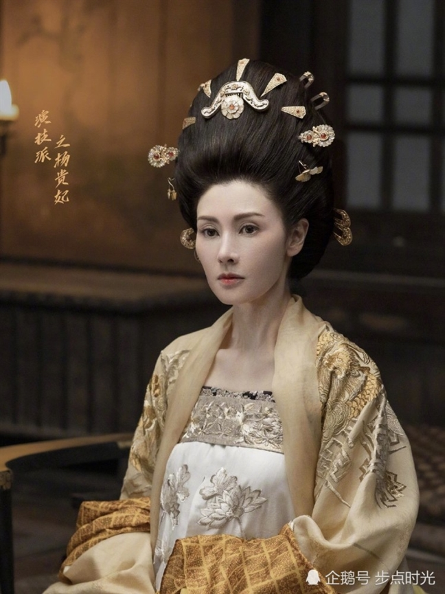 Ly Gia Han tro lai dong phim sau 10 nam, nhan sac van ruc ro nhu thuo nao