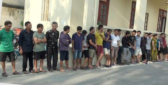 Mot bang nhom o Thanh Hoa cau trom hang tram tan cho mot nam
