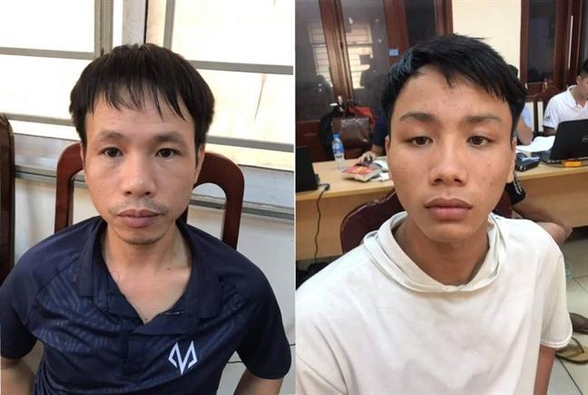 Bat hai co dong vien Nam Dinh ban phao sang, danh canh sat tren san Hang Day