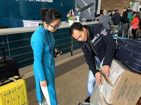Vận động viên bất bình với chính sách hành lý của Vietnam Airlines