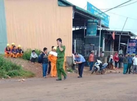 Vướng dây cáp đứt, 2 nữ sinh bị điện giật chết trên đường đến chỗ trọ học
