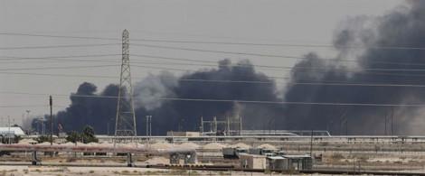 Giá dầu tăng sau vụ tấn công vào nhà máy của Ả Rập Saudi, Mỹ bắt đầu dùng nguồn dự trữ