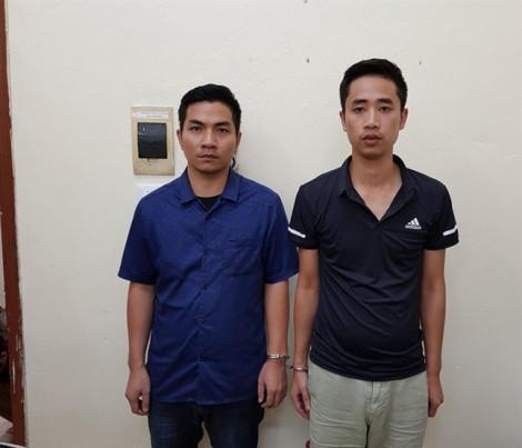 Bắt 2 đối tượng trong vụ gửi 'bom thư' tại khu đô thị Linh Đàm