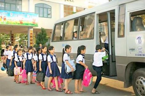 TP.HCM đề nghị kiểm tra toàn diện hoạt động đưa đón học sinh bằng xe ô tô