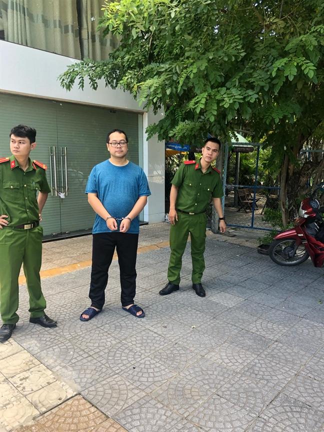 Bat nhom nguoi Trung Quoc sang Viet Nam to chuc quay clip sex voi tre em duoi 16 tuoi