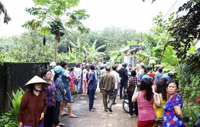 Thuc nghiem vu xac nguoi trong be tong o Binh Duong