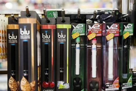 Ấn Độ ban hành lệnh cấm nhập khẩu và mua bán thuốc lá điện tử