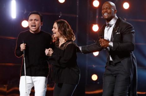 Chàng trai mù thắng America's Got Talent: Cây sồi luôn trở nên mạnh mẽ trong những cơn gió ngược