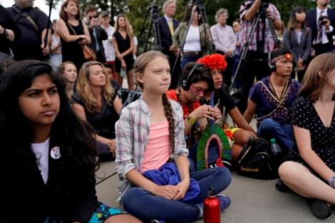 Hàng triệu học sinh, sinh viên xuống đường đấu tranh vì môi trường và khí hậu