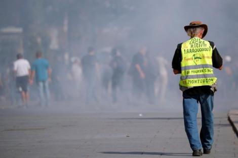 Lo sợ phong trào áo vàng trà trộn cuộc tuần hành vì môi trường, Paris huy động hơn 7.000 cảnh sát