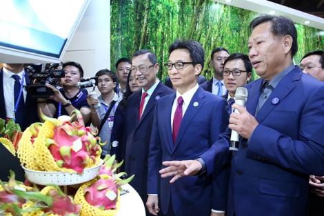 Đề nghị Trung Quốc không làm phức tạp Biển Đông và giảm nhập siêu của Việt Nam