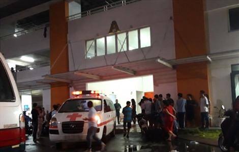 Một bảo vệ tử vong khi rơi thang máy từ tầng 18 xuống hầm gửi xe