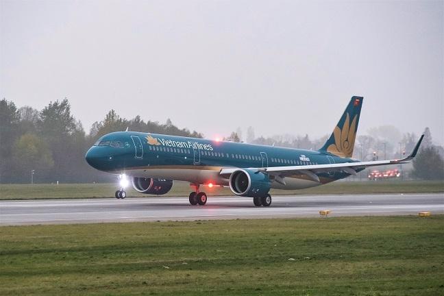 Thuc hu khach mua ve Vietnam Airlines nhung bay tren Jetstar Pacific