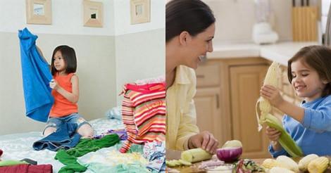 Dùng tiền dạy con việc nhà, vợ chồng xung đột
