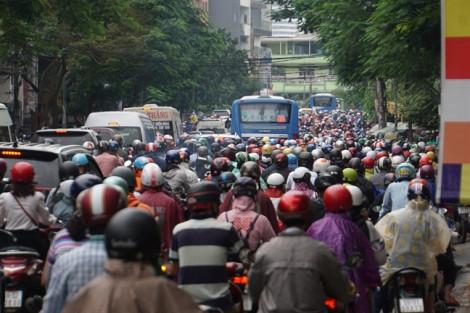 Đảm bảo việc đi lại của người dân khi hạn chế xe máy vào nội thành Sài Gòn