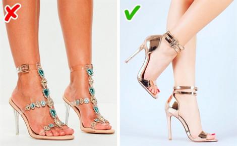 9 lỗi chọn giày ngớ ngẩn khiến bạn trông 'rẻ tiền'