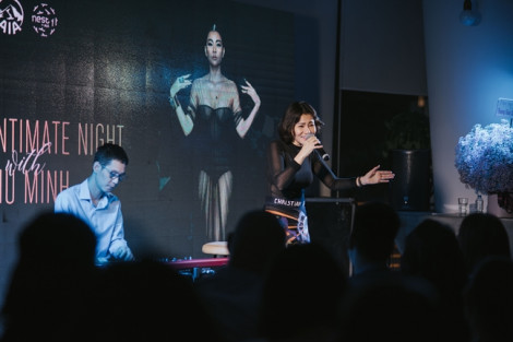 Thu Minh từng bị chê, cấm diễn khi hát nhạc nước ngoài