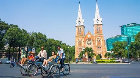 TP.HCM đón hơn 6,2 triệu lượt khách du lịch trong 9 tháng