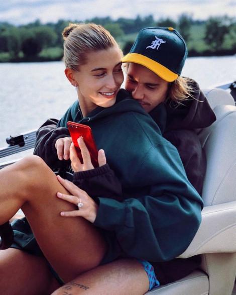 Vợ siêu mẫu tích cực chuẩn bị cho đám cưới, Justin Bieber lại bình thản như không