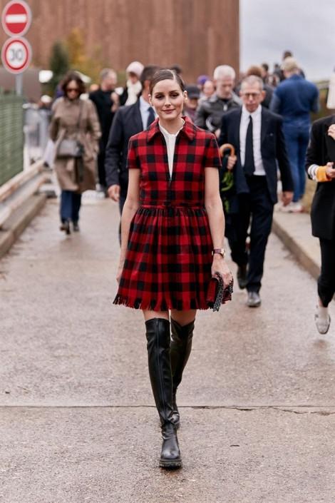 Học các fashionista tại Paris 'lên đồ' mùa thu sành điệu