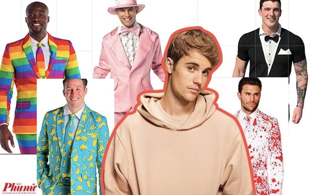 Justin Bieber nho cong dong mang tu van de mac trong le cuoi
