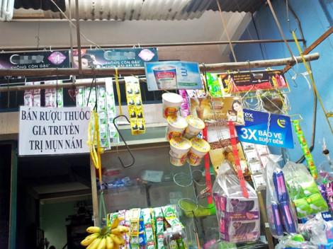 Bị thu hồi,  sản phẩm của Thanh Bạch Kim Đồng  vẫn bán vô tư