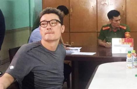 Bắt giữ một du khách Hàn Quốc có lệnh truy nã quốc tế