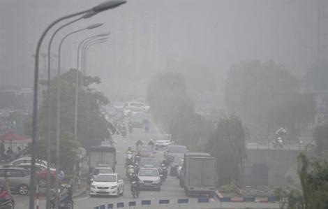 Nồng độ bụi mịn ở Hà Nội cao nhất 5 năm qua, người dân được khuyến cáo hạn chế ra ngoài