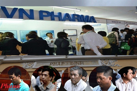 Điểm lại quá trình sai phạm của vụ VN Pharma được công bố tại tòa