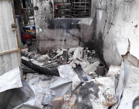 Bắt kẻ ném bom xăng khiến bà mẹ đơn thân bị bỏng nặng trong đêm