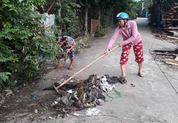 Nhieu hoat dong y nghia tai Ngay hoi Phu nu vi cong dong huyen Hoc Mon